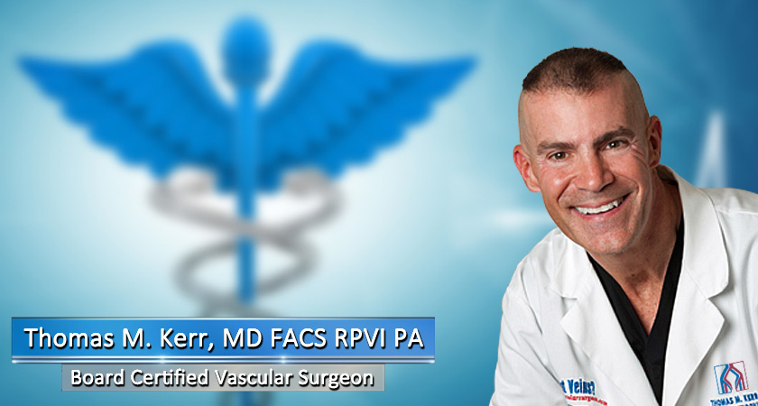 Vascular Surgeon Riverview - Thomas M Kerr MD FACS RPVI PA
