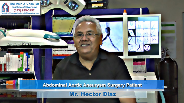 Aortic Aneurysm Repair Patient Has Advice That Can Save Your Life