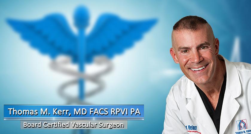 Vascular Surgeon Riverview - Thomas M Kerr MD FACS RPVI PA